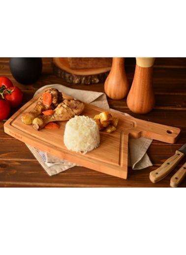 Chopper - Kesme & Steak Tahtası-Bambum